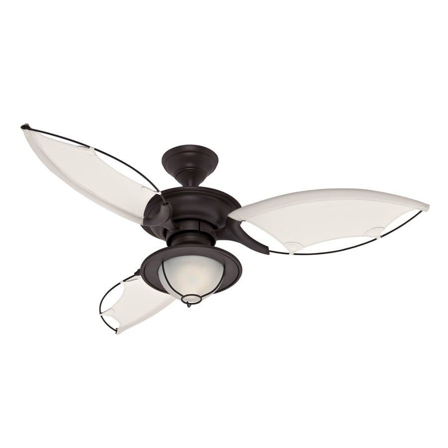 "Ceiling Hunterfan Menards Ceiling Fan Heated Ceiling Fan: Shop Hunter 54"" Sanibel New Bronze Ceiling Fan At Lowes.com"