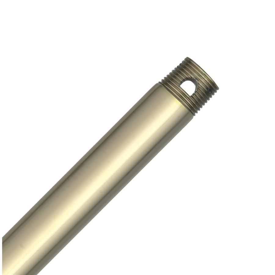 Hunter 48-in Bright Brass Steel Ceiling Fan Downrod