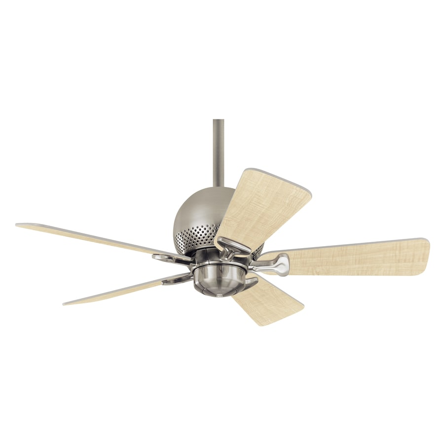 Prestige by Hunter Orbit 36-in Brushed Nickel Ceiling Fan