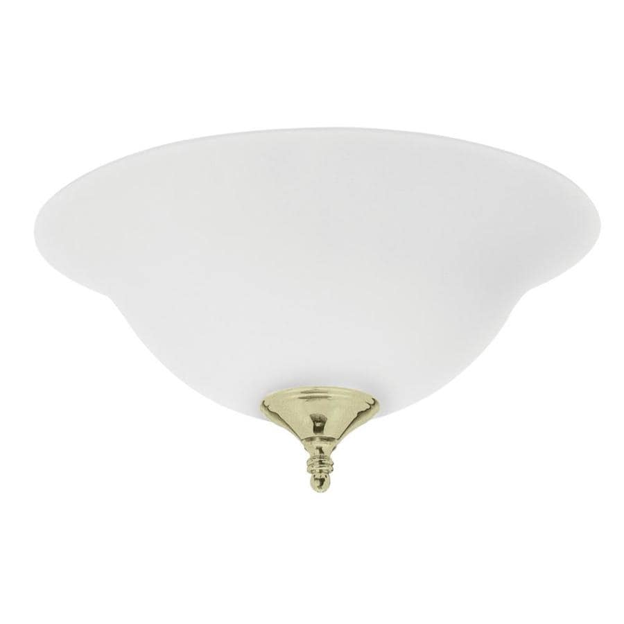 Hunter Dual Use 2 Light Antique Brass Bright And New Bronze Fluorescent Ceiling
