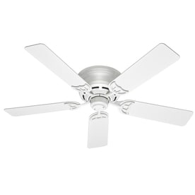 Hunter Low Profile III 52 In Indoor Flush Mount Ceiling Fan