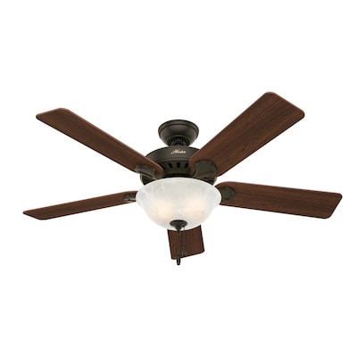 Pro S Best 5 Minute Fan 52 In Satin Bronze Fluorescent Indoor Residential Ceiling With Light Kit Included Blade