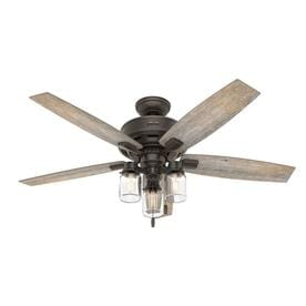 Awesome Hunter Ceiling Fans At Lowes Com Download Free Architecture Designs Grimeyleaguecom