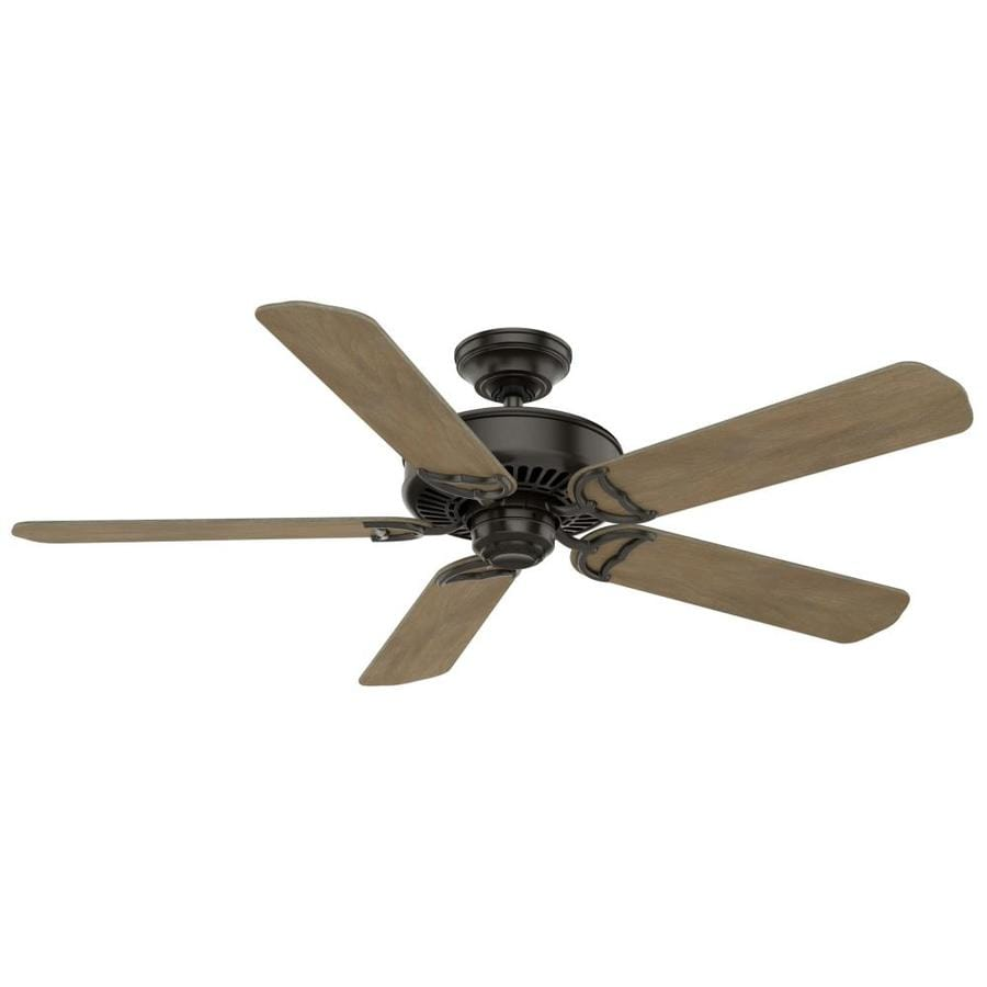 Casablanca Panama 54 In Noble Bronze Indoor Ceiling Fan