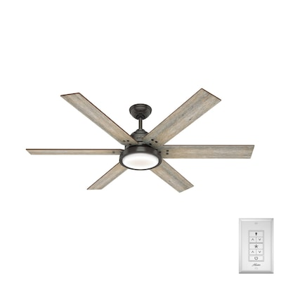 Satin Bronze Indoor Ceiling Fan