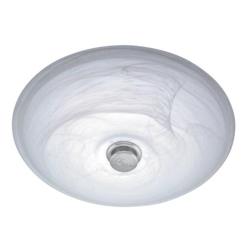 Harbor Breeze 2-Sone 70-CFM Chrome Bathroom Fan at Lowes.com