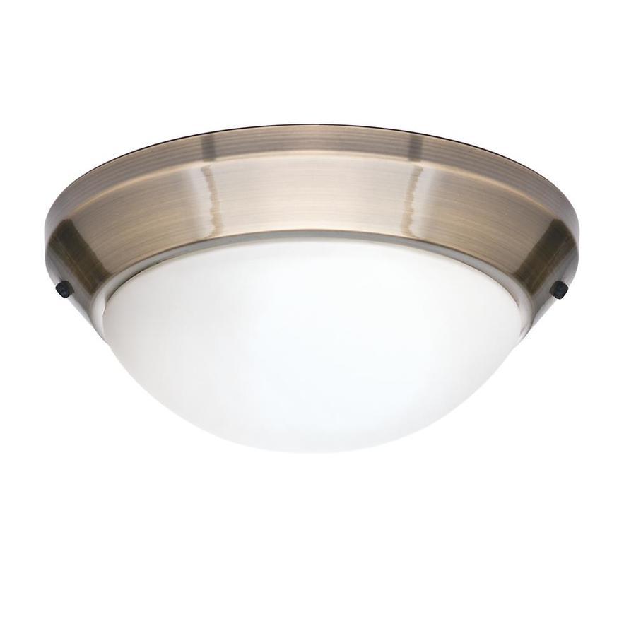 casablanca 2 light antique brass incandescent ceiling fan light kit. Black Bedroom Furniture Sets. Home Design Ideas