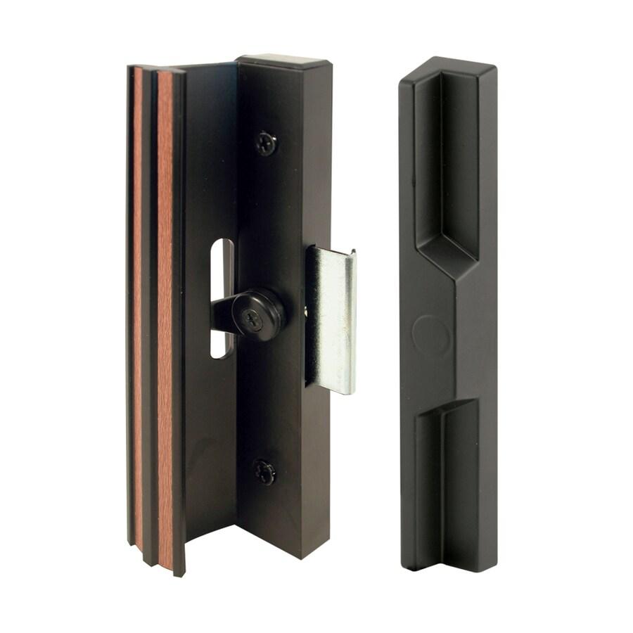 Prime-Line 1-Count 4.9-in Surface Mounted Sliding Patio Door Handleset  sc 1 st  Loweu0027s & Shop Prime-Line 1-Count 4.9-in Surface Mounted Sliding Patio Door ...