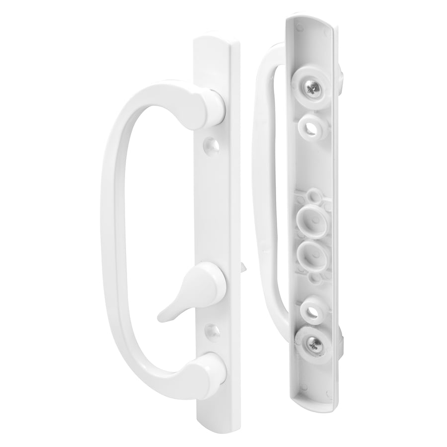 Patio sliding door locks - Prime Line 3 93 In Surface Mounted Sliding Patio Door Handle
