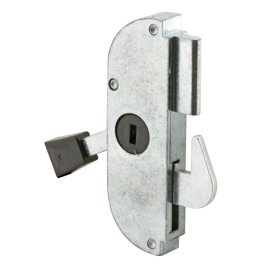 Prime-Line 3-in Generic Sliding Patio Door Mortise Lock and Keeper