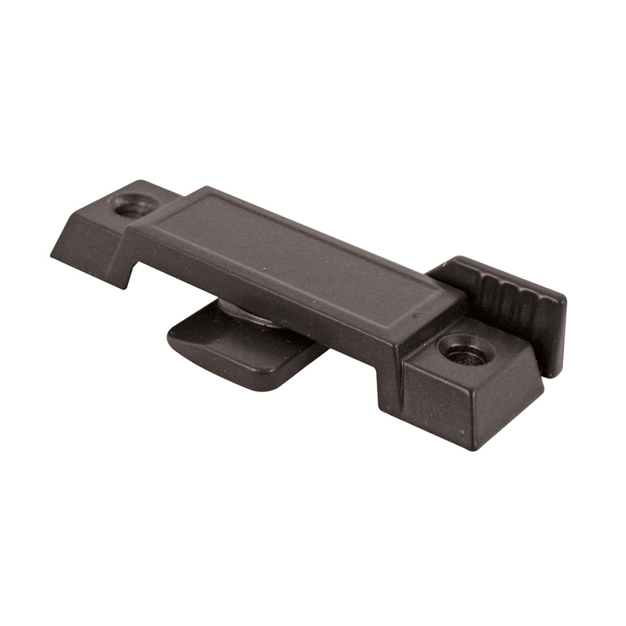 Prime-Line Black Diecast Sliding Window Latch