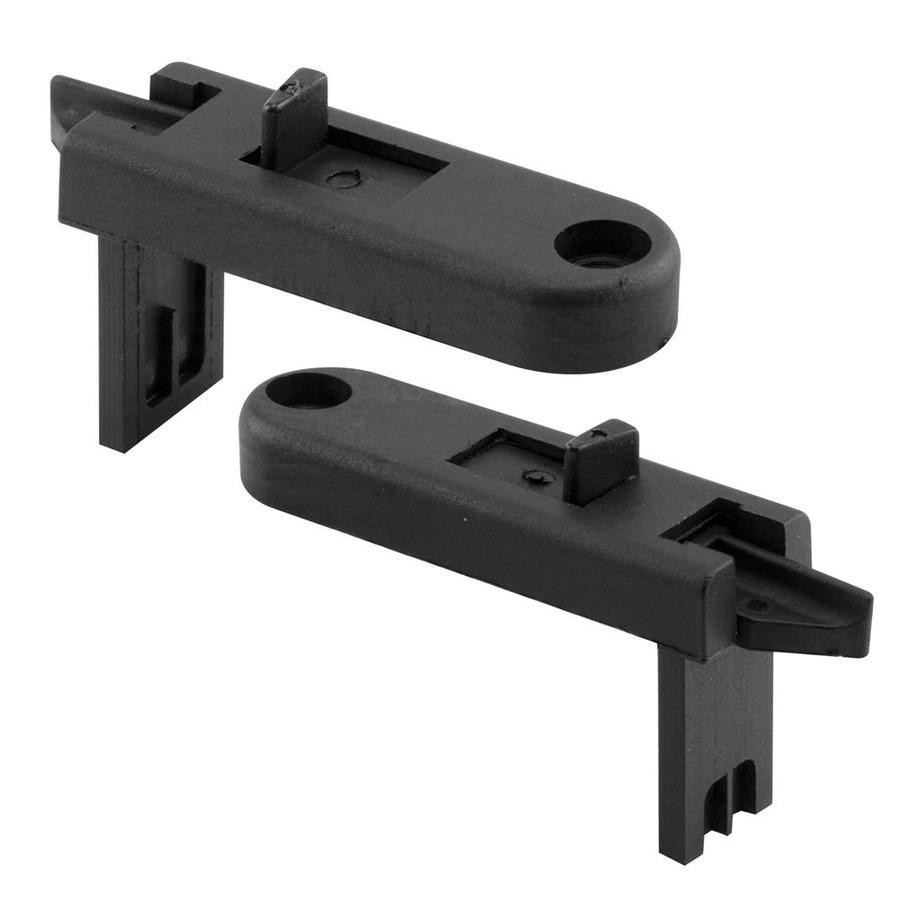 Tilt Window Locks : Shop prime line pack spring loaded plastic tilt latch at