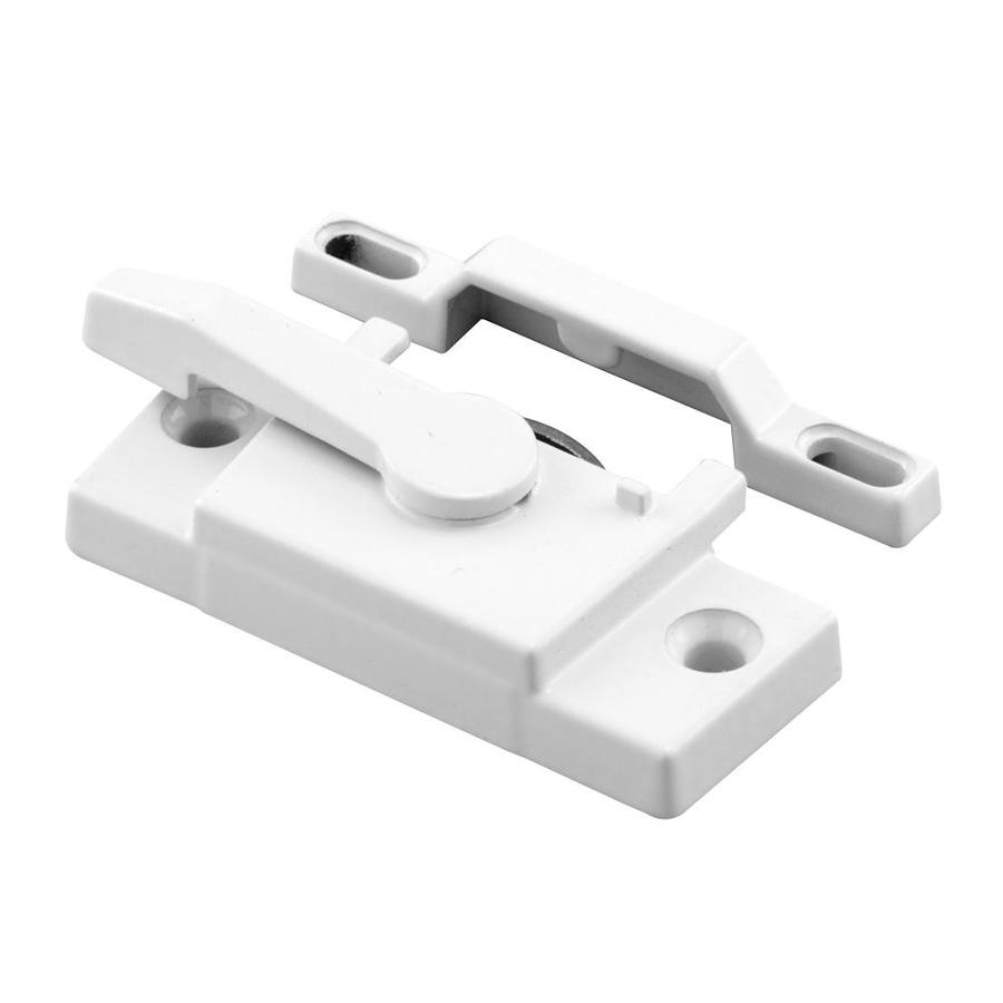Shop Prime Line 2 25 In White Metal Die Cast Sliding