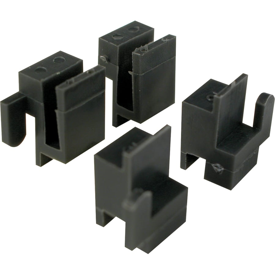 Prime-Line 4-Pack Plastic Sliding Window Corner Guide