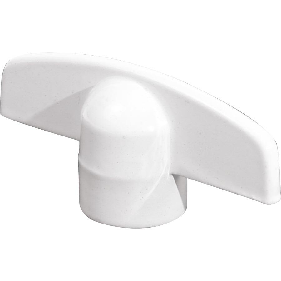 Prime-Line 2-Pack White T-Crank