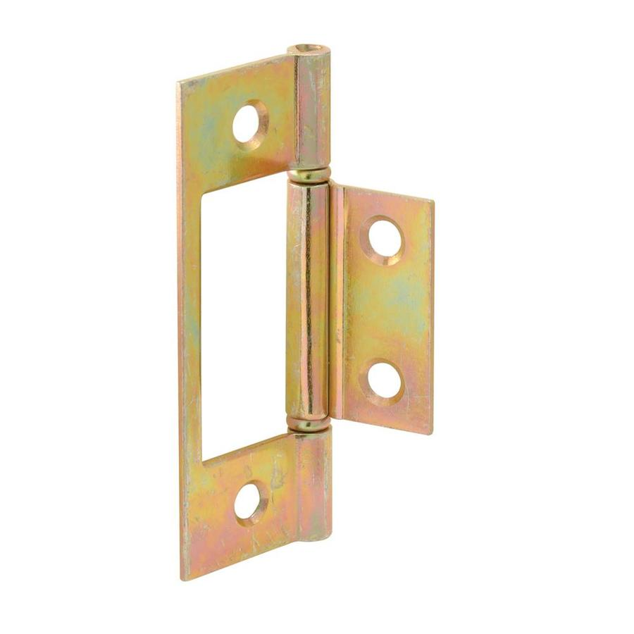 Door Hinges Product : Shop prime line brass plated bifold closet door hinge at