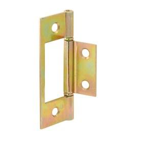 Prime Line Brass Plated Bifold Closet Door Hinge