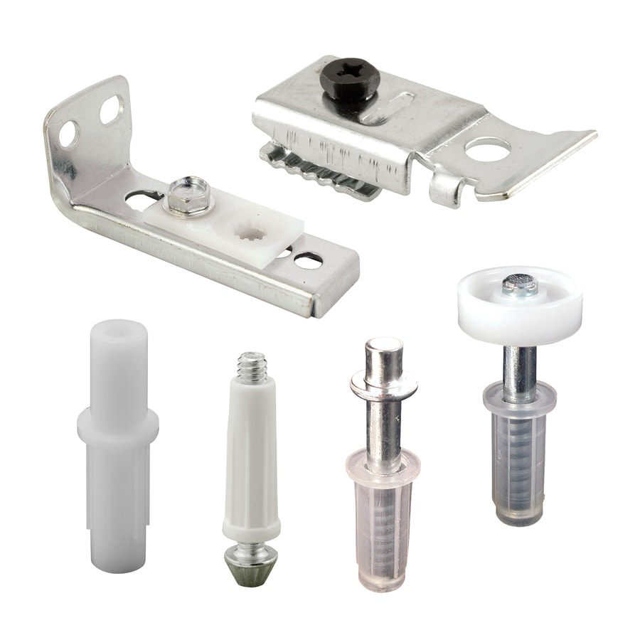 Prime Line 1 Piece Bifold Closet Door Hardware Kit At