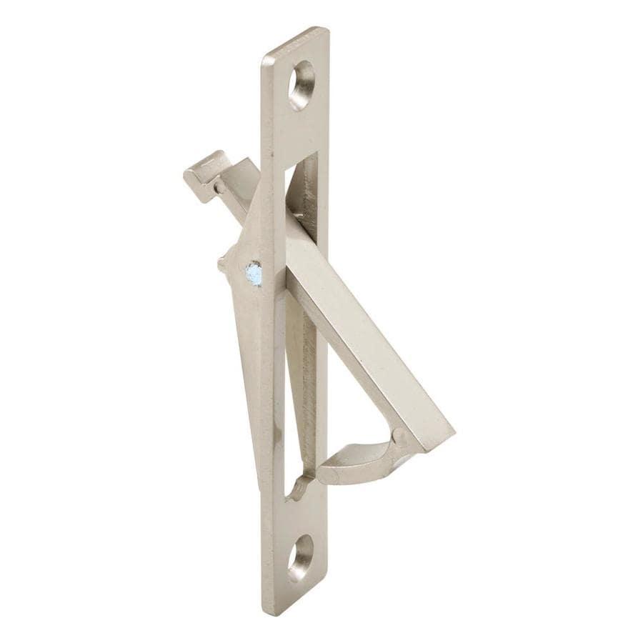 Prime-Line 5/8-in Zinc-Plated Passage Pocket Door Pull