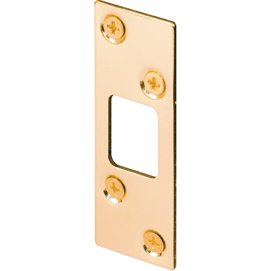 Gatehouse Steel Entry Door Deadbolt Strike Plate
