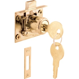 Drawer And Cabinet Lock Hardware At Lowes