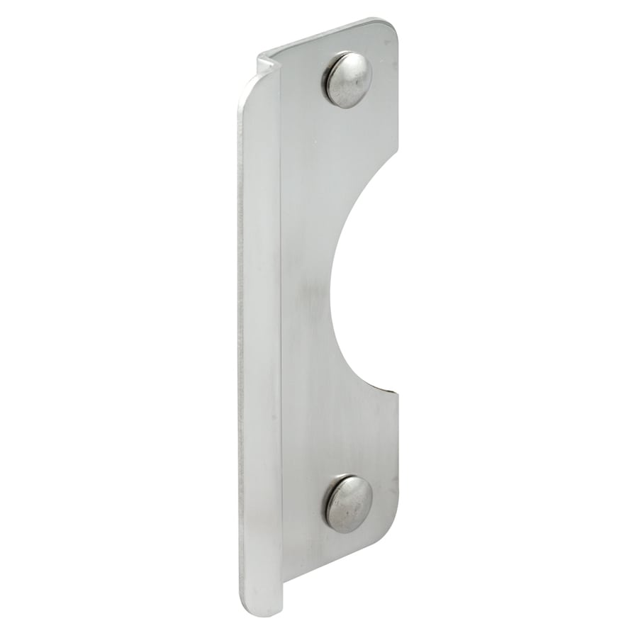 Source Exclusive Features Secure All Security Doors Source · Shop Gatehouse  Door Latch Guard Outswing 2 5 8 In Backset Stainless