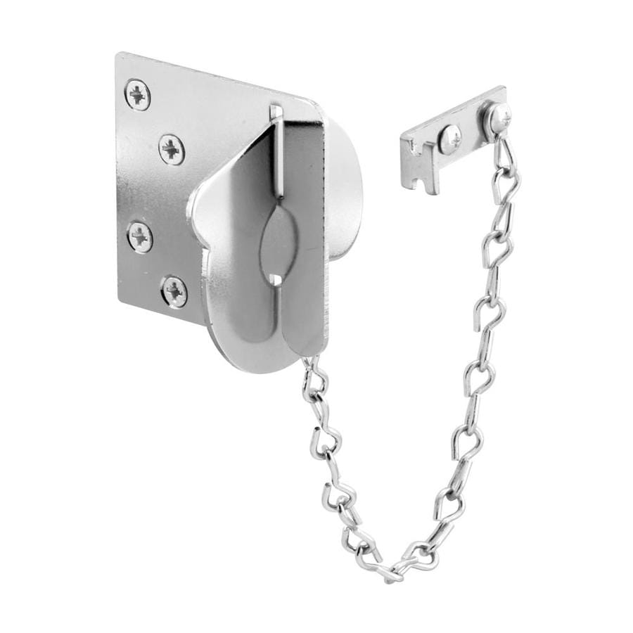 Gatehouse Chrome Texas Security Bolt