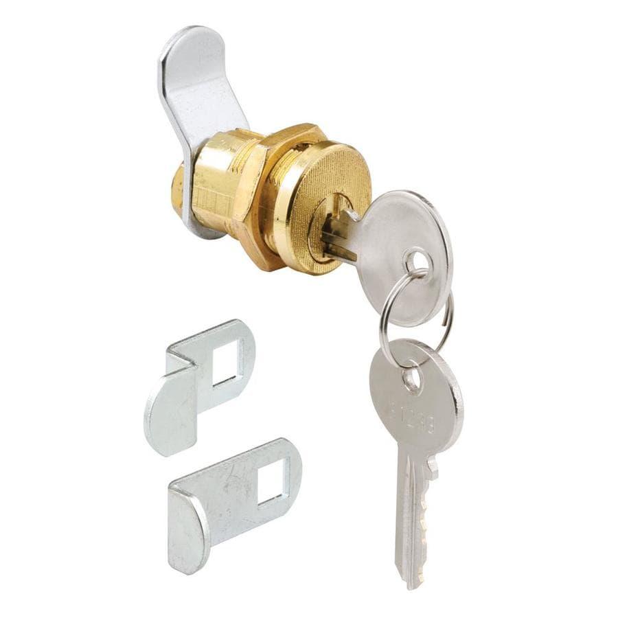 Gatehouse Brass Plated Mail Box Lock