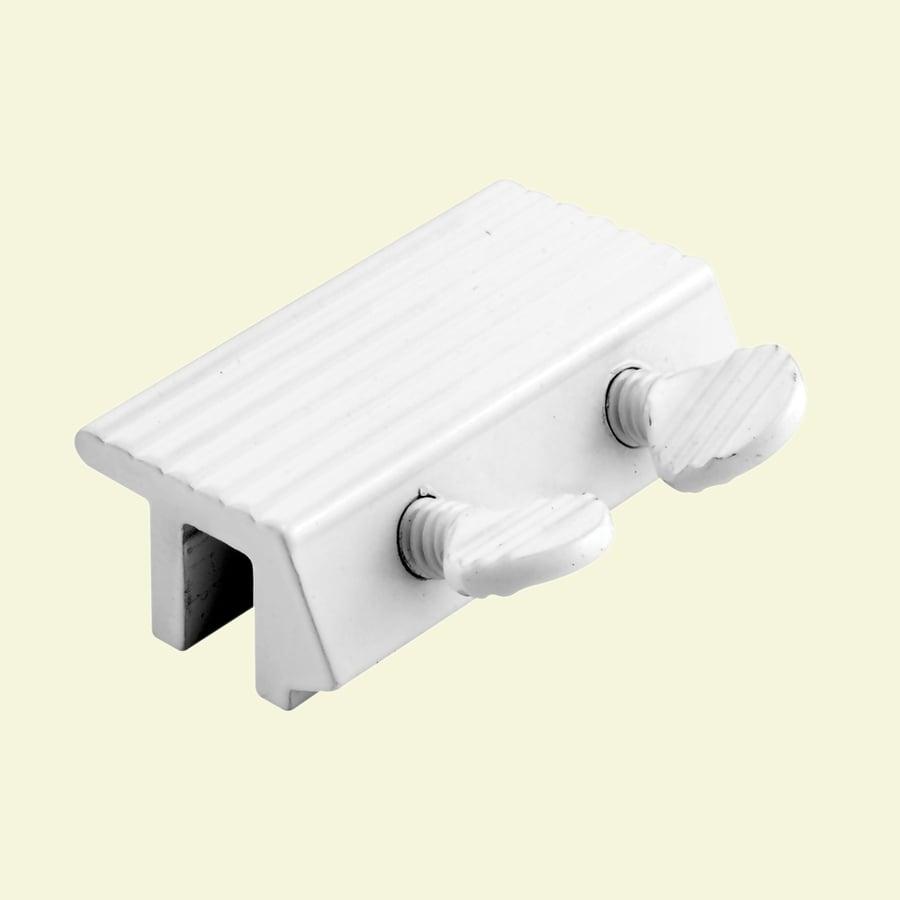 Gatehouse White Sliding Patio Door Cylinder Lock