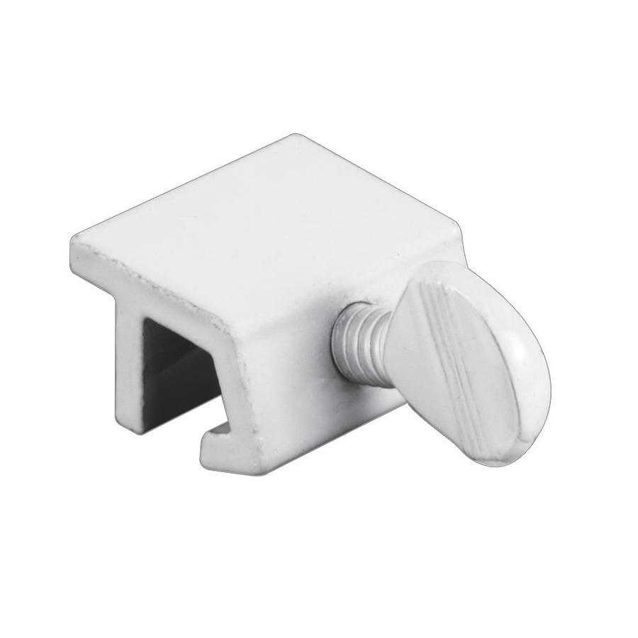 Gatehouse 4-Pack Aluminum Sliding Window Locks & Shop Sliding Window Pulls u0026 Latches at Lowes.com