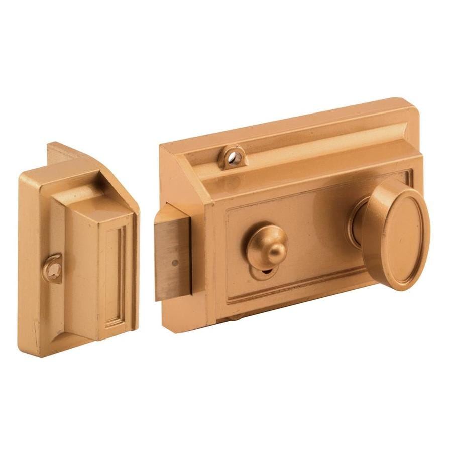 Shop Storm Door Cylinder Locks At Lowes