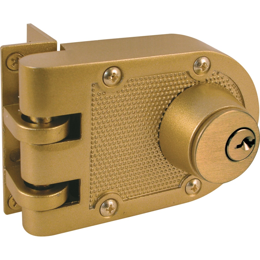 Gatehouse Die-Cast Screen Door u0026 Storm Door Cylinder Lock  sc 1 st  Loweu0027s & Shop Gatehouse Die-Cast Screen Door u0026 Storm Door Cylinder Lock at ... pezcame.com