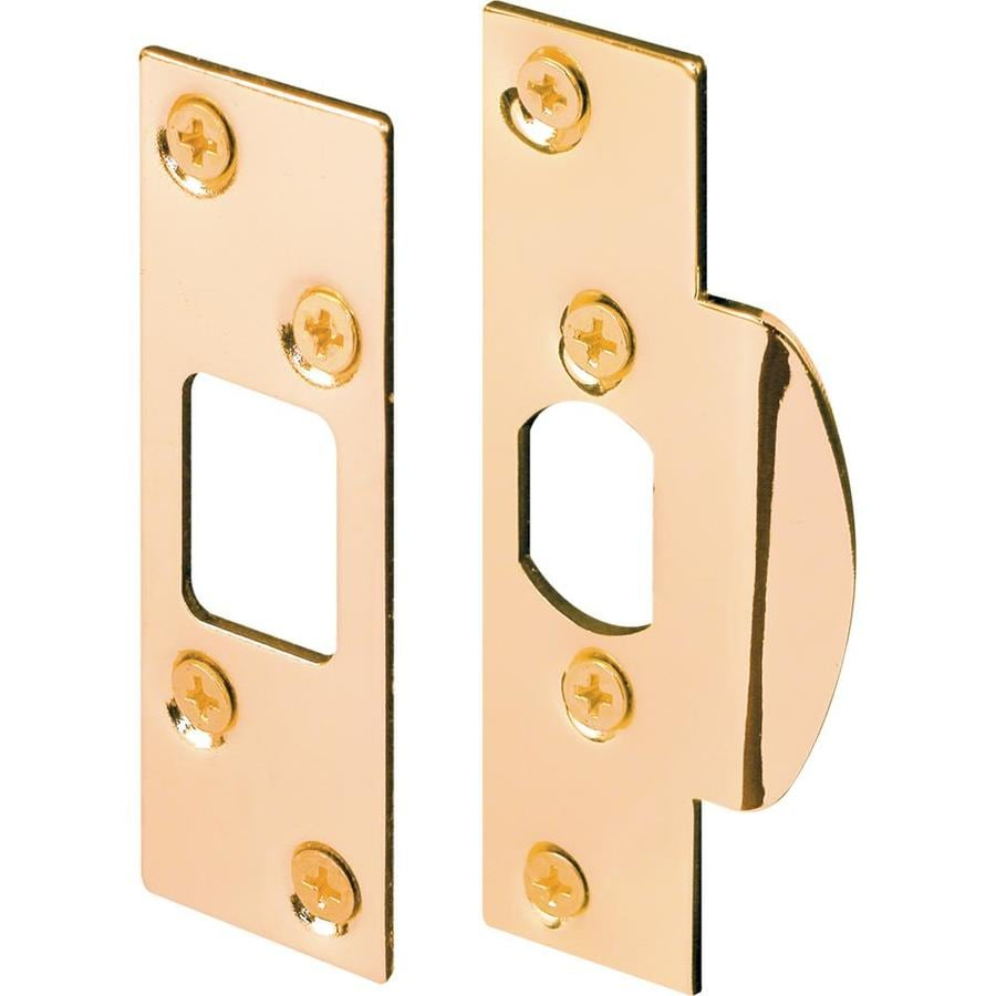 Gatehouse-Steel-Entry-Door-Strike-Plate-Doors-Lock-  sc 1 st  eBay & Gatehouse Steel Entry Door Strike Plate Doors Lock Hardware Doors ...
