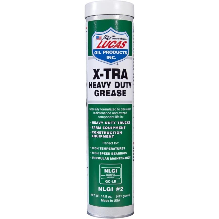 Lucas Oil Products 14.5-oz X-Tra Heavy-Duty Grease