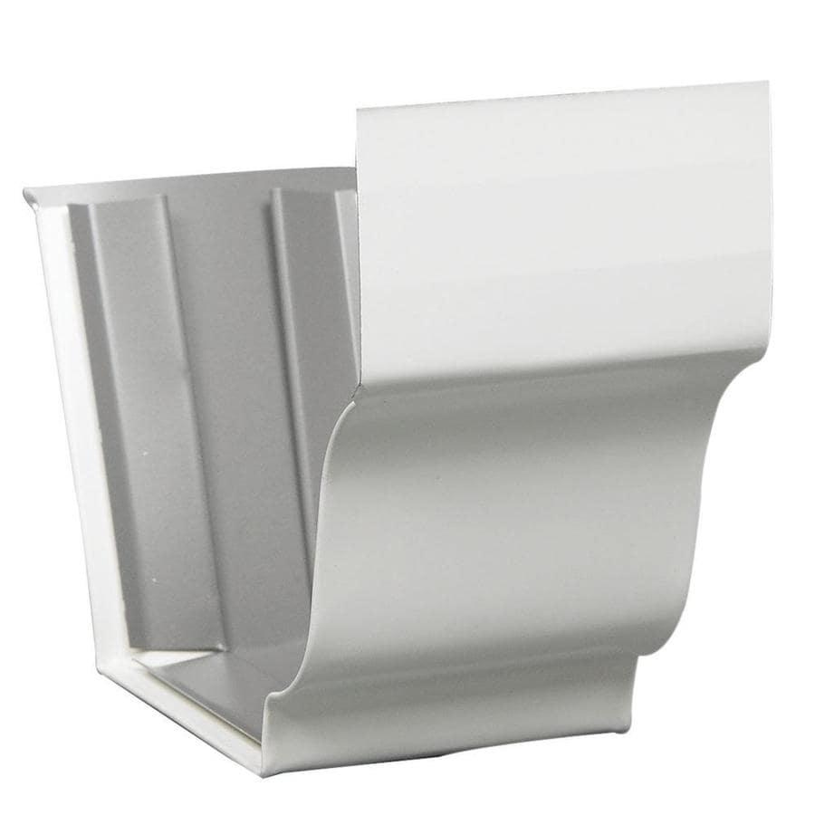 Amerimax Aluminum K Style Gutter Slip Joint