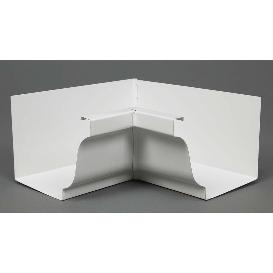 Amerimax Professional Grade 5-in x 7.5-in K Style Gutter Inside Corner