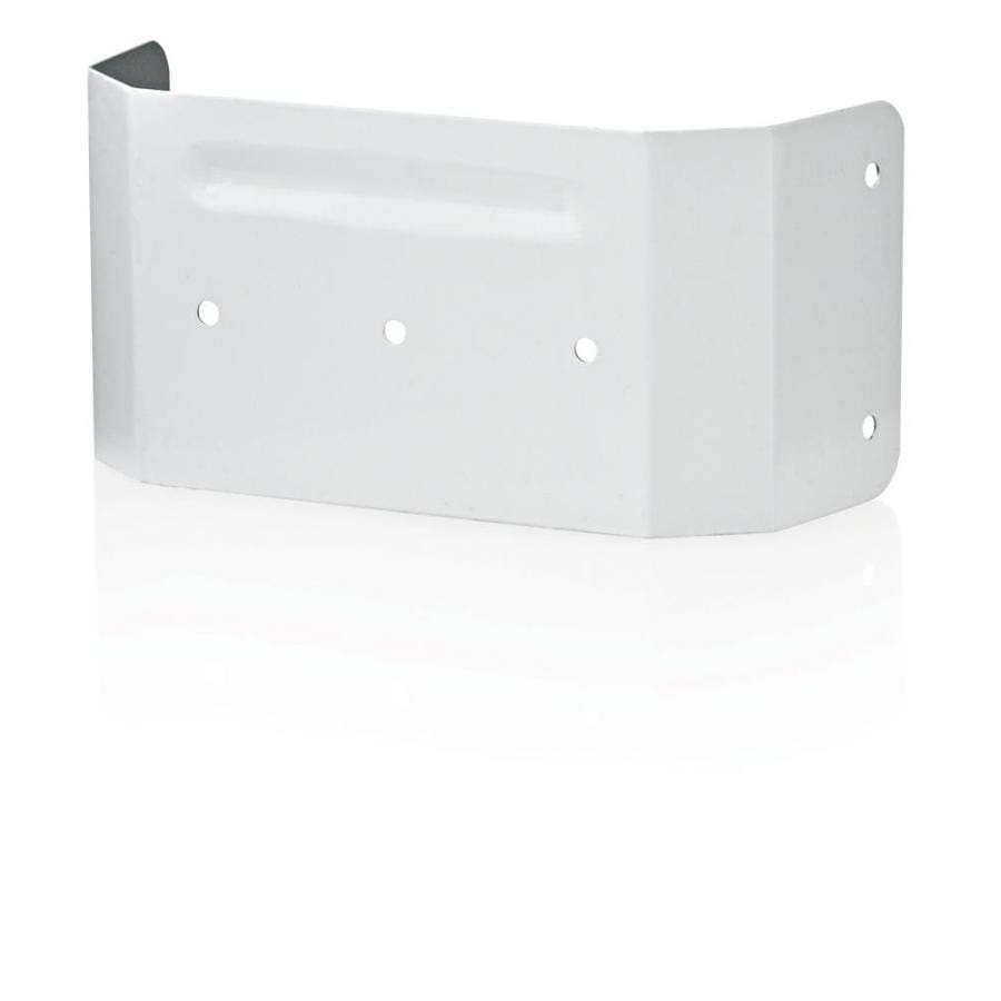 Amerimax 1.75-in White Aluminum Downspout Band