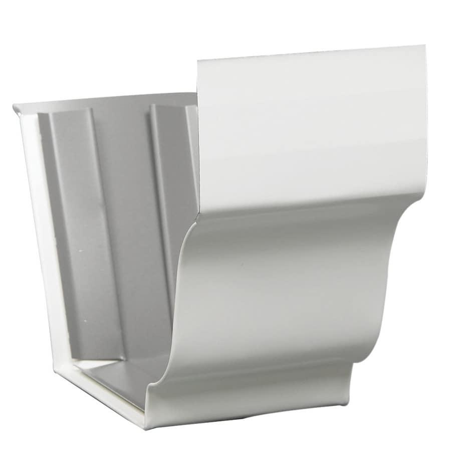 Amerimax Galvanized Steel K Style Gutter Slip Joint