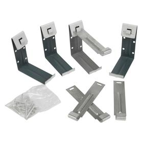 Gutter Hangers Amp Brackets At Lowes Com