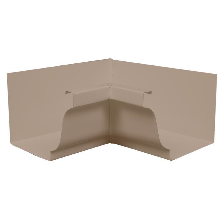 Amerimax 7.25-in x 7.25-in K Style Gutter Inside Corner
