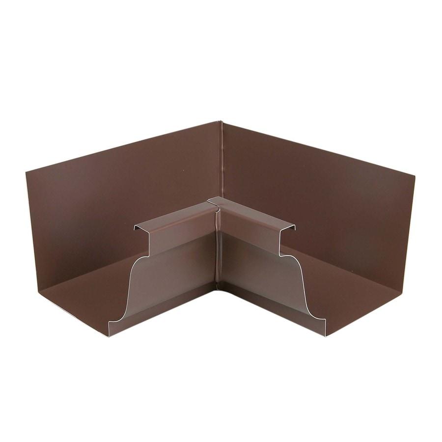 Amerimax 5-in x 7.5-in K Style Gutter Inside Corner