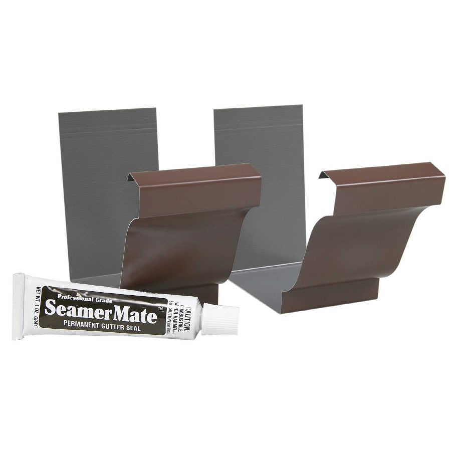 Shop Amerimax Aluminum K Style Gutter Seamer At Lowes Com