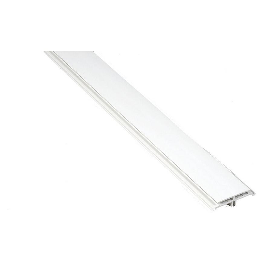 DrySnap 12' White Starter Channel