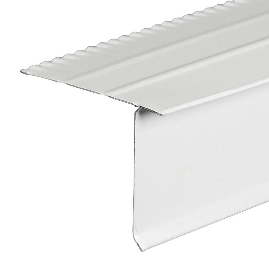 Amerimax 2.25-in x 10-ft Aluminum Drip Edge