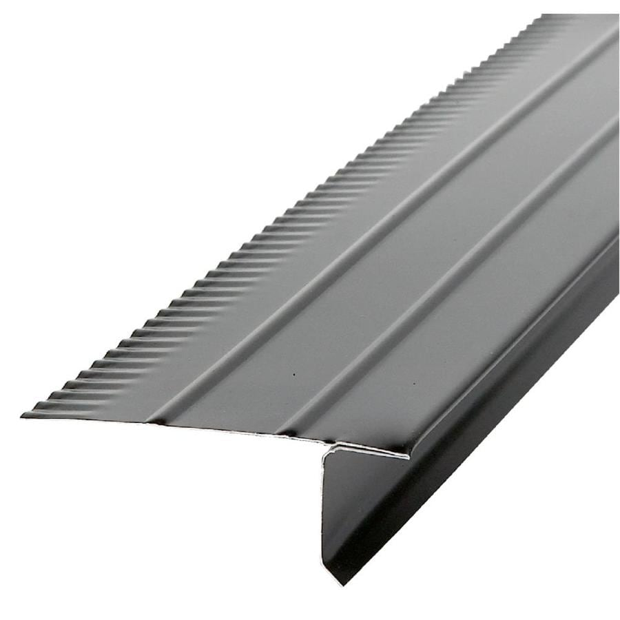 Amerimax F4-1/2 2.43-in X 10-ft Aluminum Drip Edge At