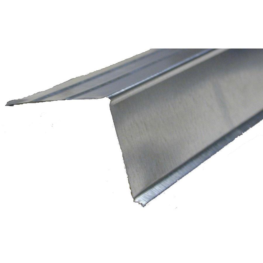 Amerimax C4 2 In X Galvanized Steel Drip Edge