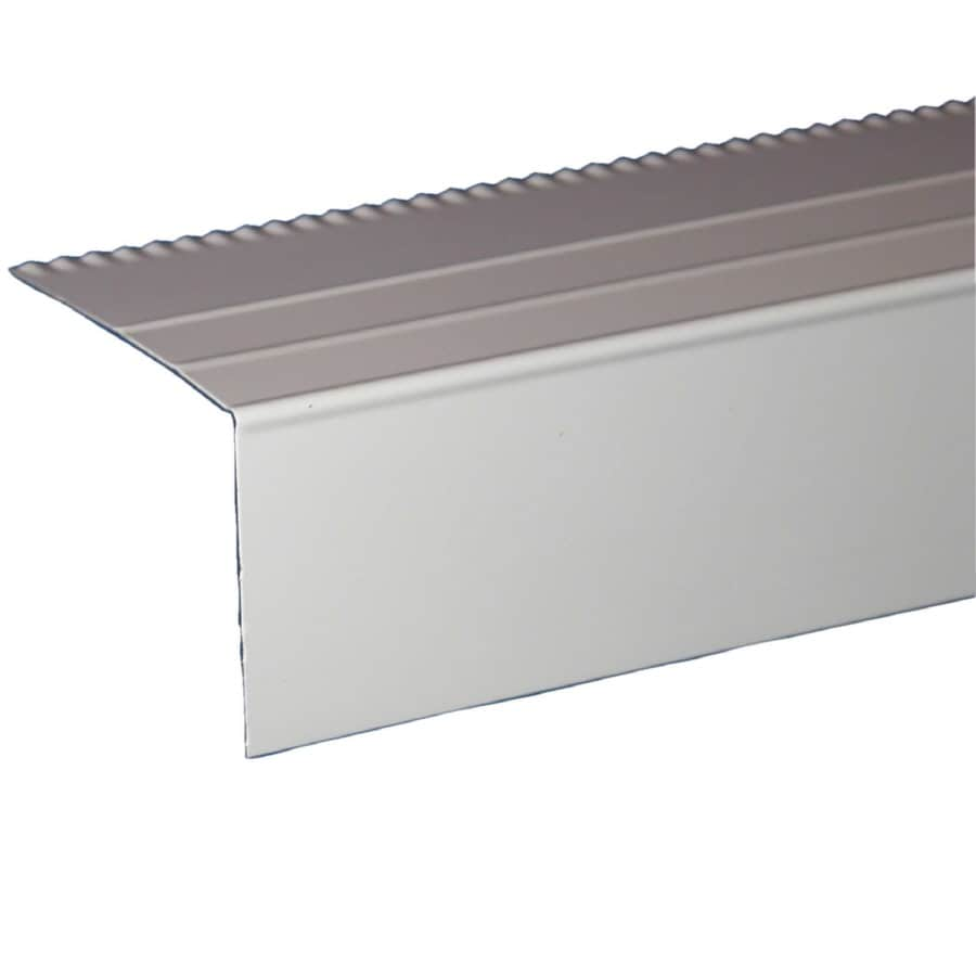 Amerimax 2-in x 10-ft Galvanized Steel Drip Edge