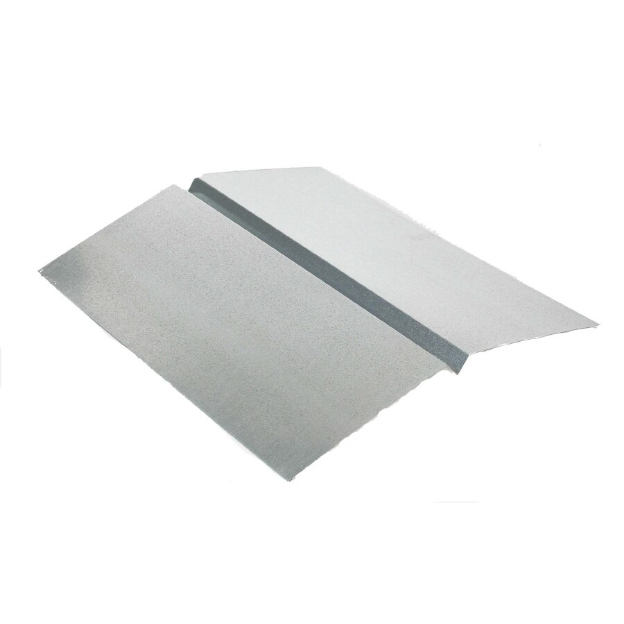 Amerimax W Valley 24-in x 10-ft Galvanized Steel Sheet Flashing