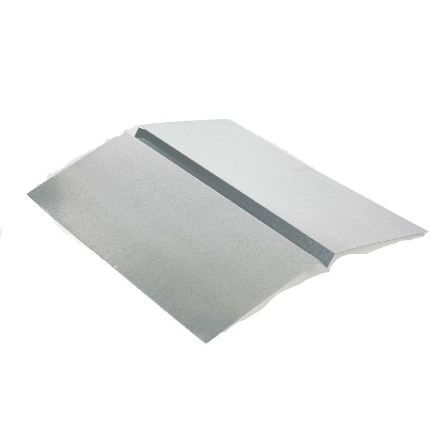 Amerimax W Valley 18-in x 10-ft Galvanized Steel Sheet Flashing