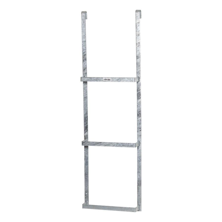 Amerimax 3.875-ft Steel 300-lbs Fire Escape Ladder